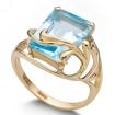 Золотое кольцо с топазом SL-2174-558 весом 5.58 г  стоимостью 15300 р.